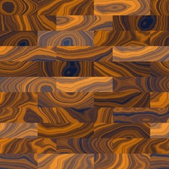 Abstract tiles seamless background