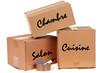 Les cartons de déménagement - 73458950