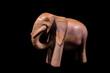Marble Handmade Statue of an Elephant