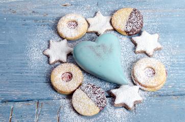 Liebe zu Weihnachtsgebäck :)