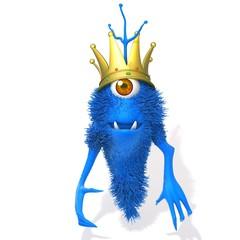 Cute Monster King