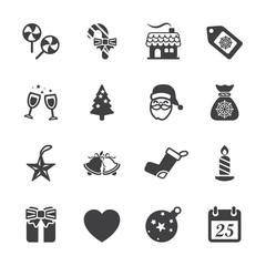 christmas icon set 4, vector eps10