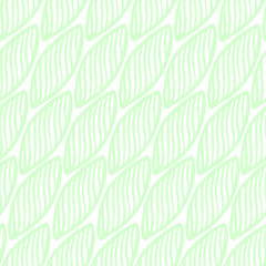 watercolor seamless pattern with leafs
