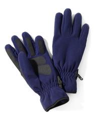 blue polar gloves