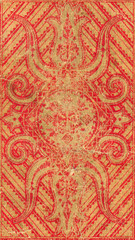 old ornamental grunge paper background