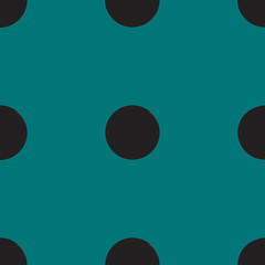 Settings Sign web icon. flat design. Seamless gray pattern.