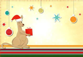 Ken Guru feiert Weihnachten