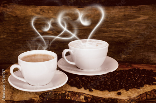 guten morgen liebe zu kaffee und cappuccino stockfotos und lizenzfreie bilder auf fotolia. Black Bedroom Furniture Sets. Home Design Ideas