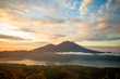 Sunrise over lake Batur - 73467573