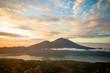 Sunrise over lake Batur - 73467573