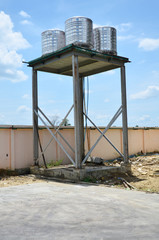 Tower ground water Plant Site
