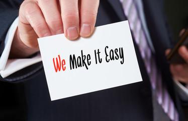 Consultancy Concept
