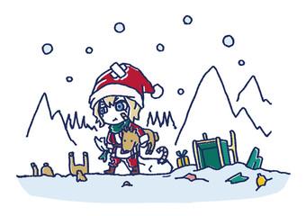 クリスマスの悲劇