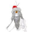 Cute Monster Santa Claus