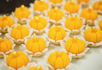 artificial thai desserts.