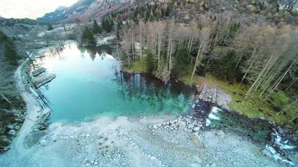 Laghetto della Val di Mello - Valmasino (IT)
