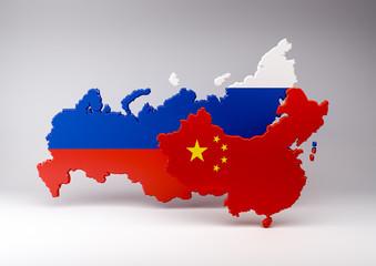 China - Russia