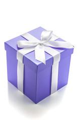 Eine Geschenkbox