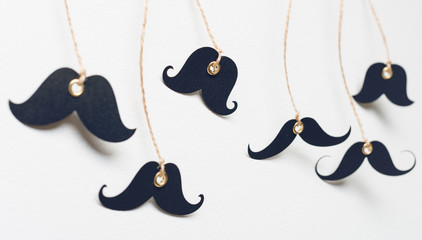 Paper Mustaches