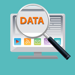 Data magnify