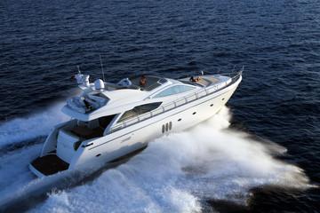 motor yacht, boat