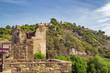 Alcazaba and Gibralfaro fortress in Malaga
