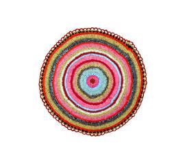 rug round