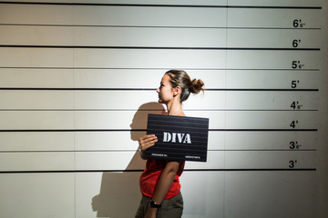 Convicted as a diva