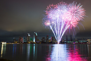 San Diego 4th of July fireworks
