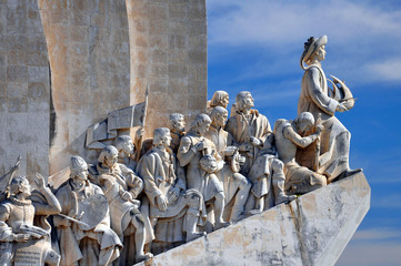 Monument to the Discoverers, Lisbon, Portugal