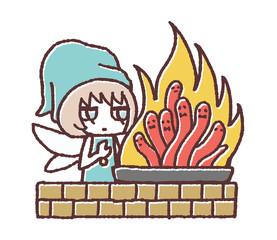妖精の料理