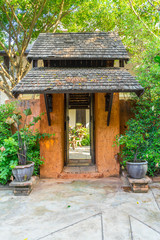 Beautiful antique style gate
