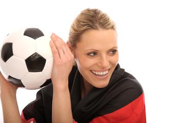 Fußballfan