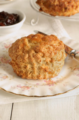 Savory Cheese Scones