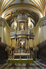 Catedral  de Lima, Altar Lateral