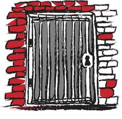 doodle prison