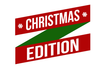 Christmas edition banner design
