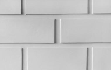 Weiße oder graue Stein Wand als Hintergrund