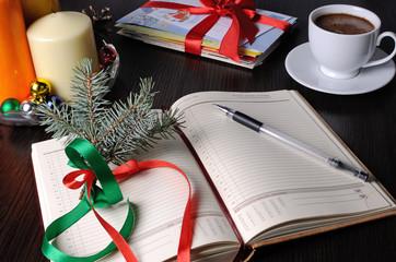 Make a list for Christmas
