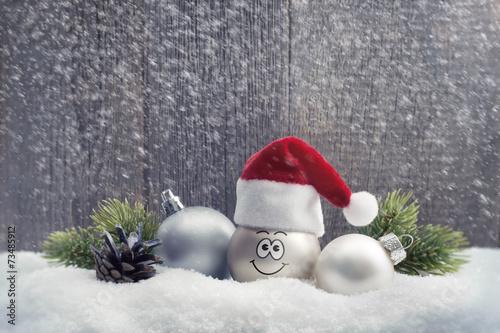 canvas print picture Weihnachtswichtel