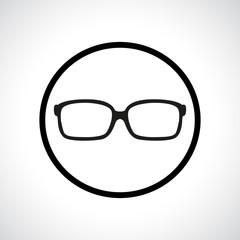 Glasses icon.