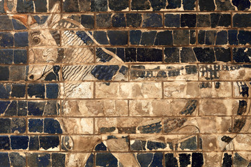 Part of Ishtar Gate