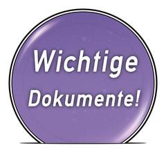bg35 ButtonGrafik UmschlagButton ub25 - Dokumente1 violett g2577