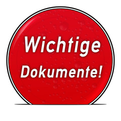 bg36 ButtonGrafik UmschlagButton ub26 - Dokumente1 rot g2578