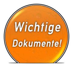 bg37 ButtonGrafik UmschlagButton ub27 - Dokumente1 orange g2579