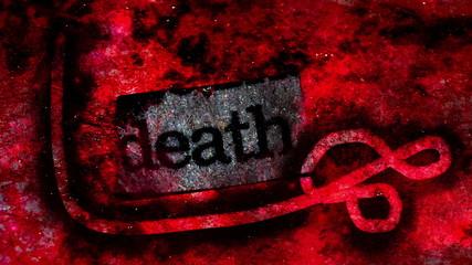 Ebola Virus non looping Animated Background