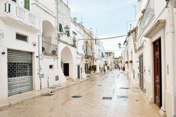 Cisternino, Puglia