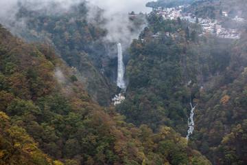Kegon waterfalls