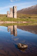 Ardvreck Castle, Sutherland, Scotland