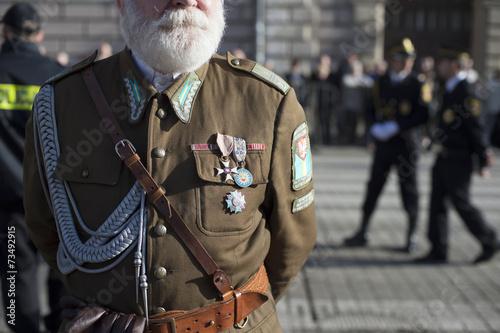 Poland soldier dress - 73492915